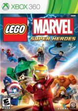 LEGO: Marvel Super Heroes Русская Версия (Xbox 360)