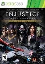 Injustice: Gods Among Us Ultimate Edition  Русская Версия (Xbox 360)