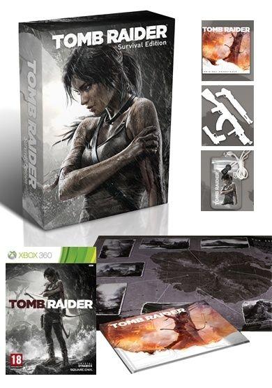 скачать игру Tomb Raider Survival Edition через торрент - фото 11