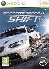 Игра Need For Speed Shift для Xbox 360