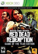 Игра Red Dead Redemption: Game of the Year Edition для Xbox 360