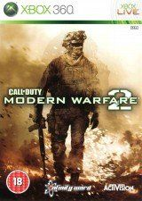 Игра Call of Duty : Modern Warfare 2 для Xbox 360