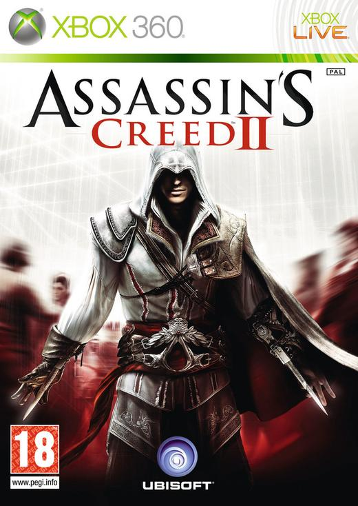 Assassin's Creed 2 [PAL / RUSSOUND]