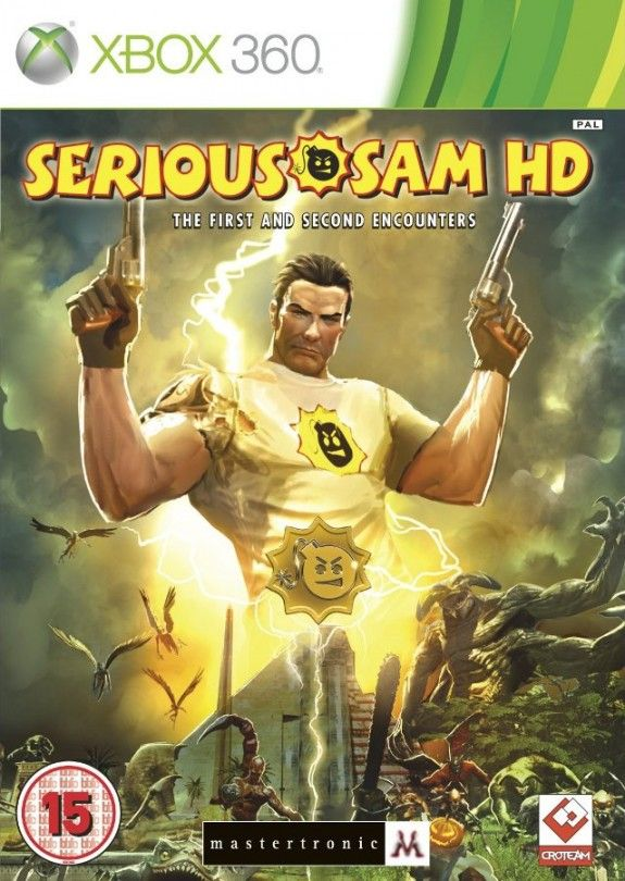 [GOD] Serious Sam HD: The First and Second Encounters [RegionFree] [ENG]
