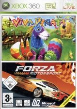 Viva Pinata and Forza Motorsport 2 Game Bundle (Набор из двух игр) (Xbox 360)