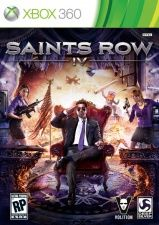 Saints Row 4 (IV) (Xbox 360)