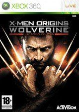 Игра X-Men Origins: Wolverine - Uncaged Edition для Xbox 360